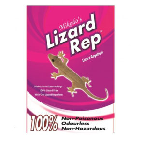 Lizard Repellent – Mikado's Organic Pest Repellents India