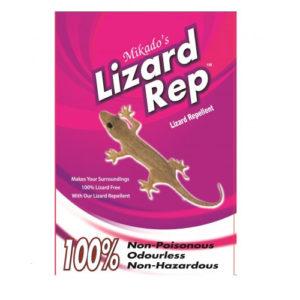 Lizard Repellent
