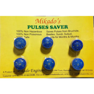 Mikado's Pulses Saver (Pack of 6)