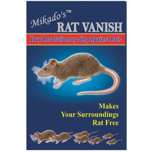 Mikado's Rat Vanish