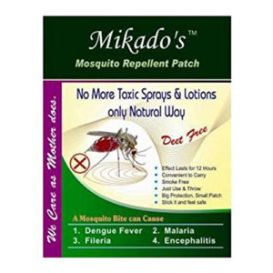 Mosquito Repellent (18 Patches)