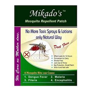 Mosquito Repellent (18 Patches)